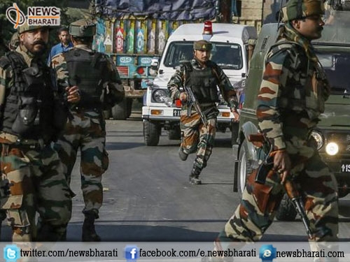 At least 44 terrorists nabbed by security forces in Baramulla