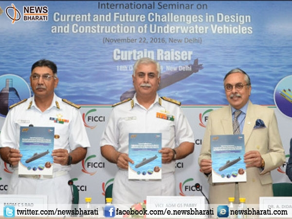 Indian Navy stresses forging strategic partnership with Indian industry