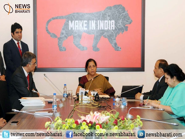 Commerce and Industry Minister launches 'Creative India; Innovative India' Logo