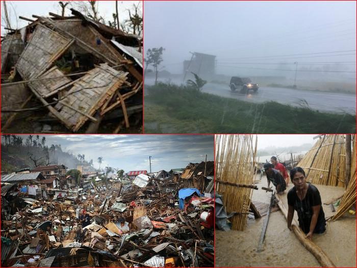 Haima typhoon shatters Philippines, brings massive destruction