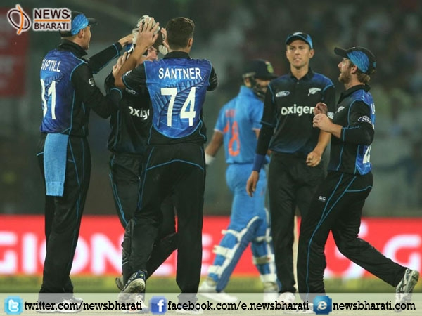 With Kane Williamson's ton; New Zealand seals victory over India by six runs