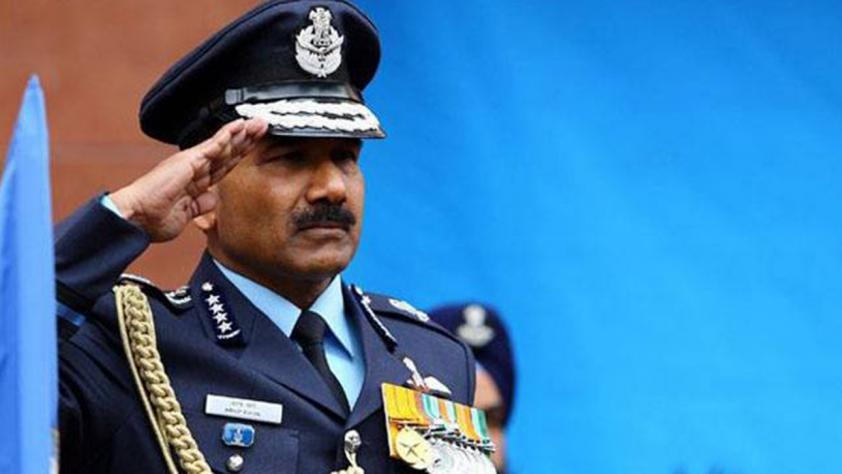 Air Chief Marshal 'Arup Raha' arrives for Russia visit post invitation from latter's aerospace forces