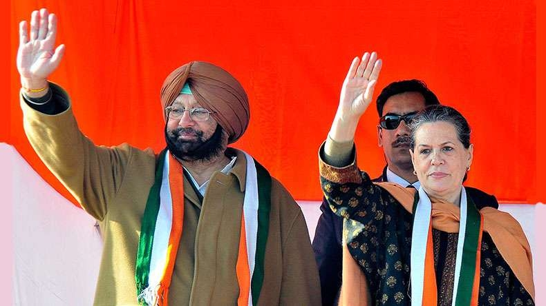 Punjab Congress to unveil election manifesto in mid November