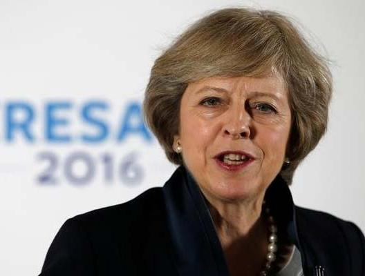 UK PM Theresa May announces her intent of early general elections