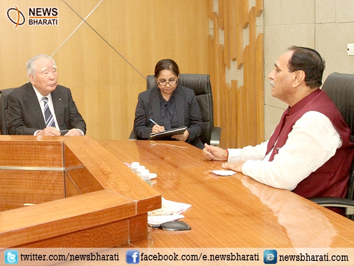 Suzuki Chairman ensures participation and support to Vibrant Gujarat Global Summit