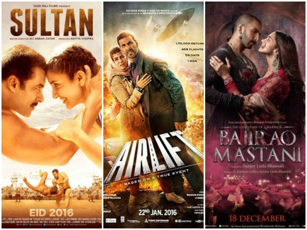 Airlift, Bajirao Mastani and Sultan to highlight 47th international film festival of India