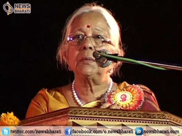 Only woman Chief Minister of Goa 'Shashikala Kakodkar' passes away