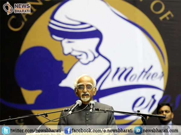 Much before formal canonization, Mother Teresa was already a saint to the people of India: Ansari