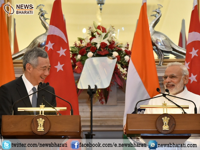 India and Singapore unite to collaborate in fields of skill development & industrial property