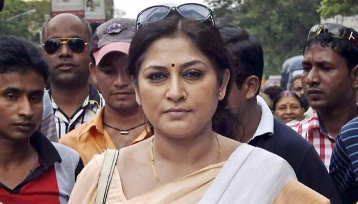 BJP nominates Roopa Ganguly to Rajya Sabha