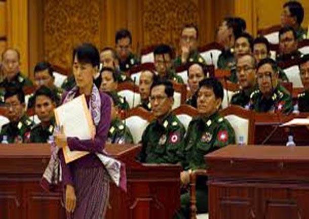 Myanmar House repeals 'gag laws'