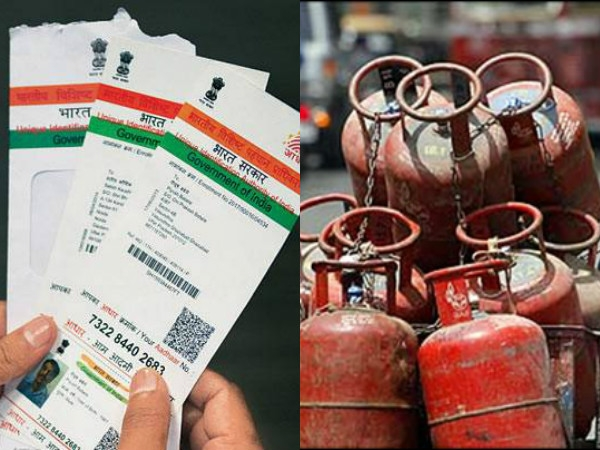 Government makes Aadhaar mandatory for claiming LPG subsidy