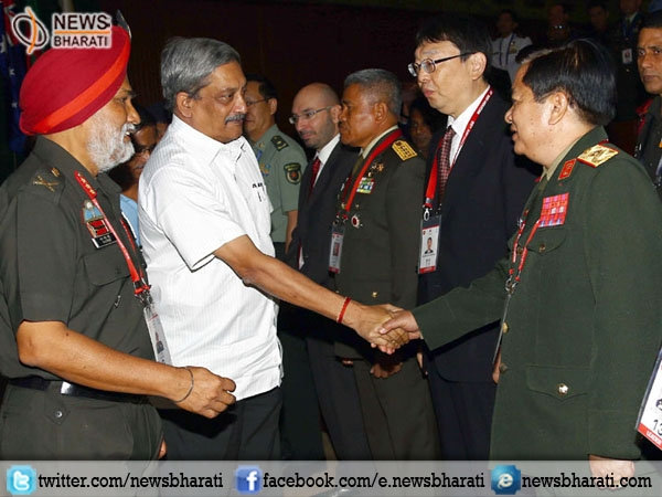 ASEAN nations should cooperate unreservedly to locate and destroy terrorist network says Parrikar