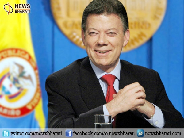 Nobel Peace Prize 2016 announces Juan Manuel Santos as winner