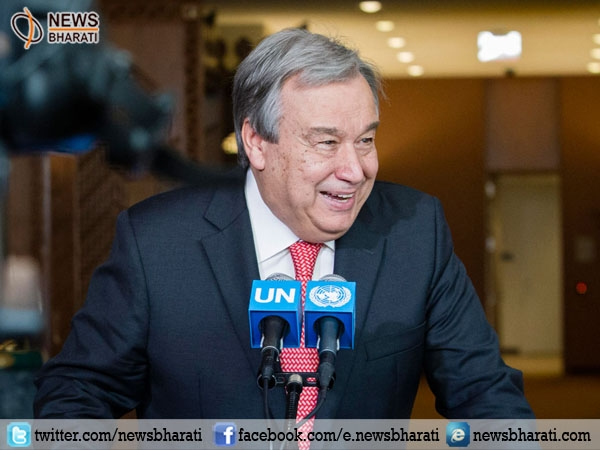 António Guterres becomes new UN Secretary-General by acclamation