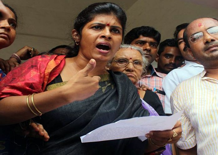 Uttar Pradesh BJP appoints Swati Singh as head of women's wing