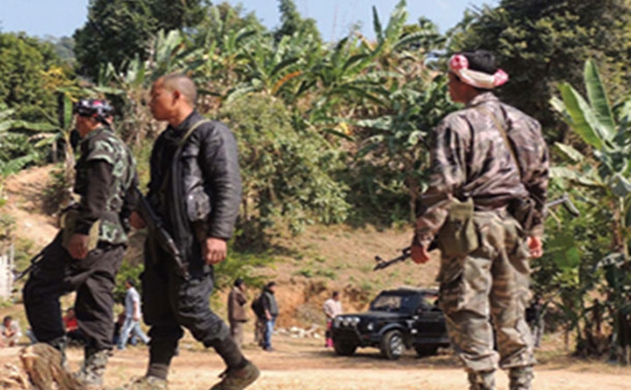 Top GNLA militant leader surrenders in Meghalaya