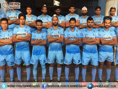 After Champions trophy, Indian hockey team gears up for four-nation tournament