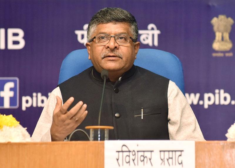 We are preparing for bloodless war : IT Minister Ravi Shankar Prasad