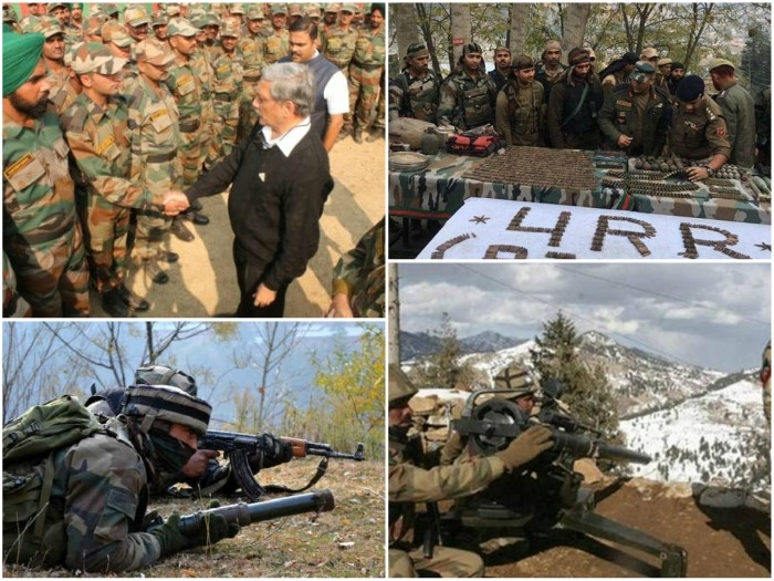 "It is ""Advantage Army"" in counter terrorism operations in J&K"