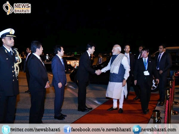 India has always hailed the dedication and dynamism of Japanese people says PM Modi