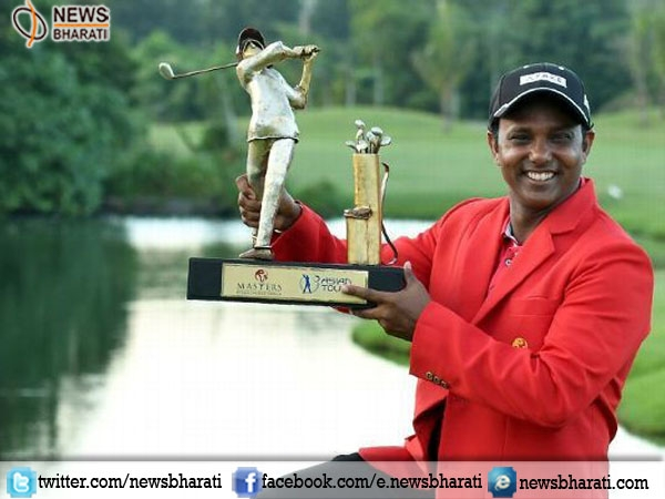 Golfer Shiv Chawrasia bags his 1st title of Asian Tour outside India