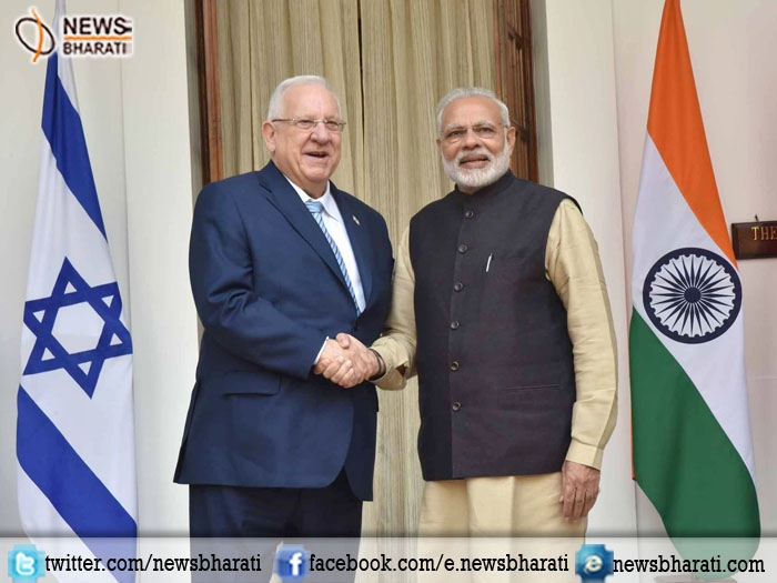 India and Israel join hands to in fields of agriculture and water resource management