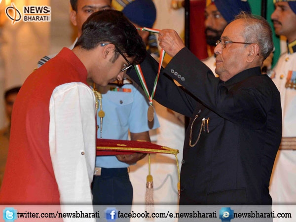 President honours children for their outstanding achievements on Children's day