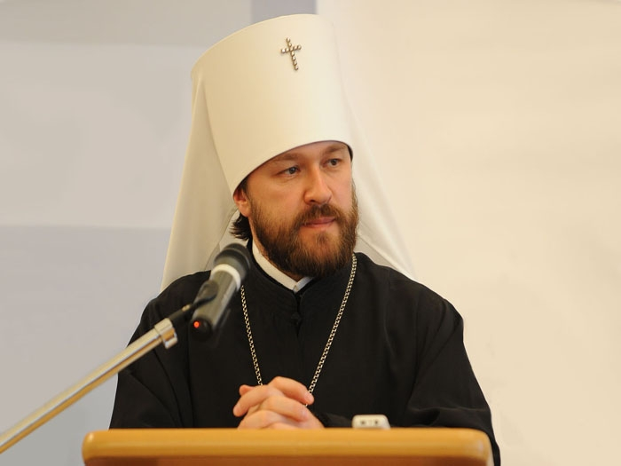 Americans voted for a change, says Russian Orthodox Christian head