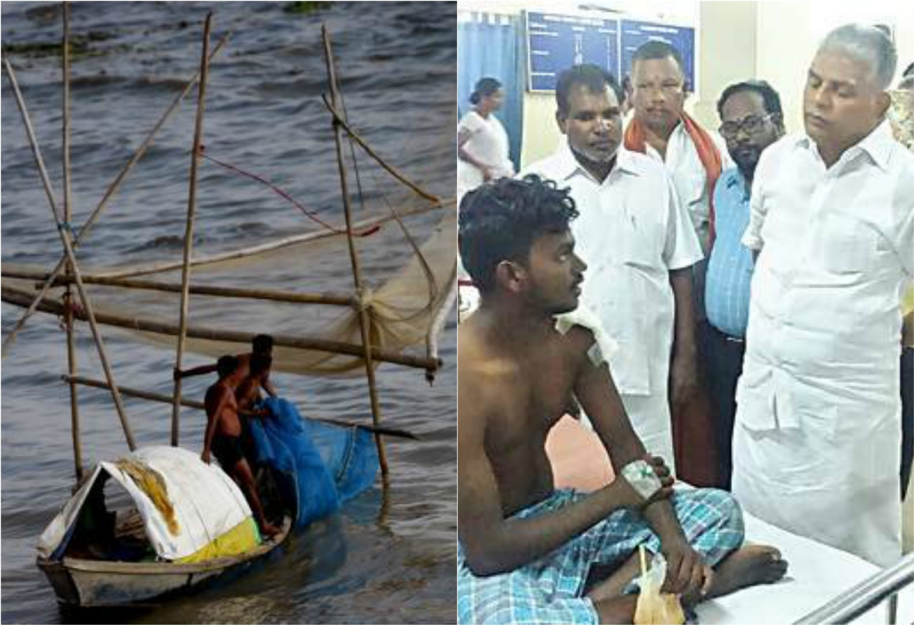 AIADMK urged PM Modi to protest against Sri Lankan Navy firing on Indian fishermen