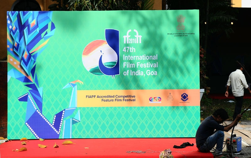 Goa prepares to welcome the 47th International Film Festival of India
