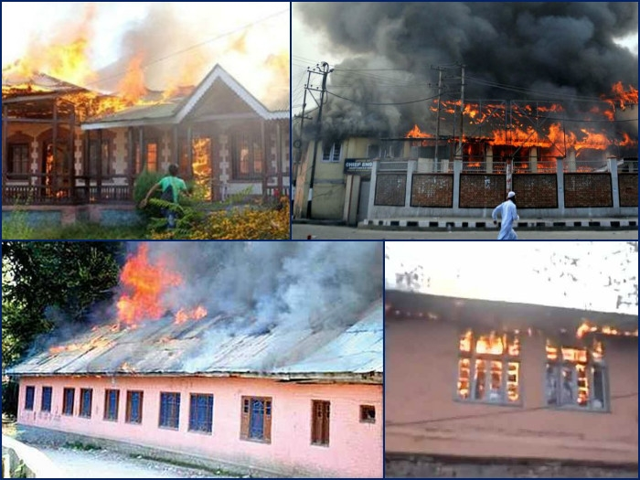 Jammu & Kashmir must rise collectively to meet school burning challenge