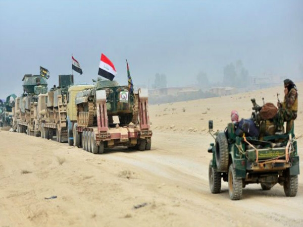 Iraq army enters eastern edge in Mosul city of Syria to fight Islamic State