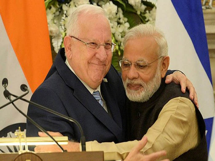 Israel President praises India's stand on Iran's threat to Jewish state