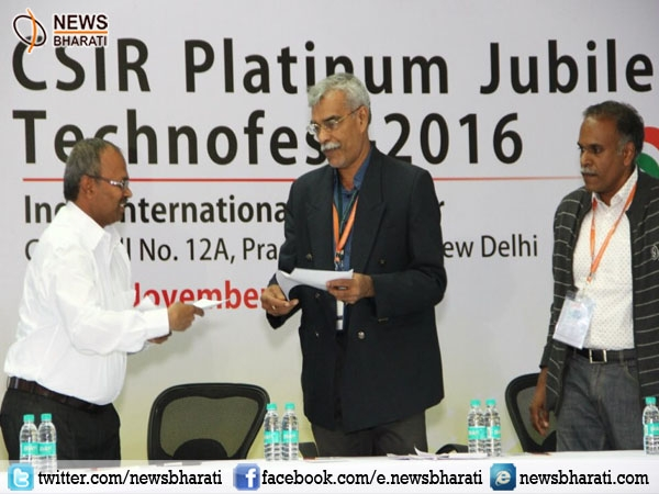 New inventions at CSIR aim for better air, water & clean energy says director CSIR at IITF 2016