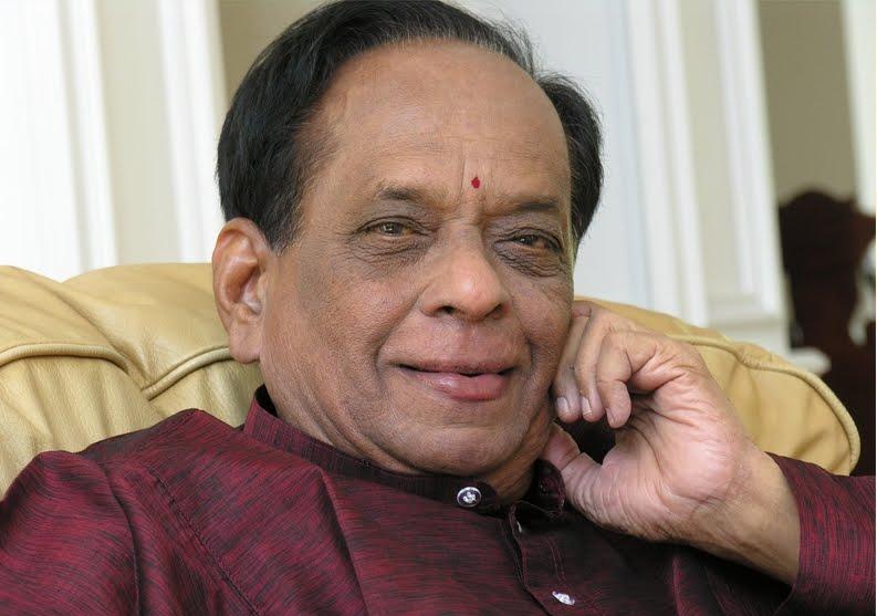 'Mile Sur Mera Tumhara' singer M.Balamuralikrishna passes away