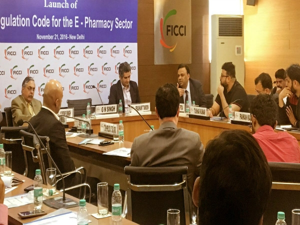 FICCI launches code of conduct for e-pharmacy to improve accessibility & affordability of medicines