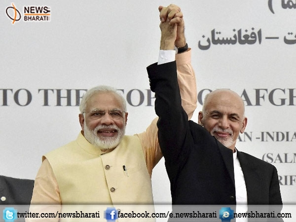 PM Modi: India stands with Afghanistan in its fight against terrorism