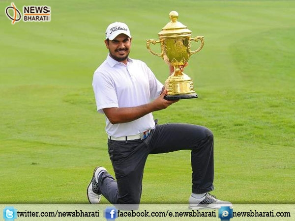 Indian Golfer Gaganjeet Bhullar bags Indonesia Open title for second time