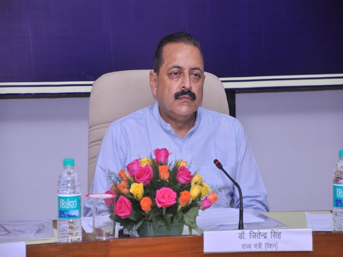 Dr Jitendra Singh presents Coffee Table Book on NE to Prime Minister