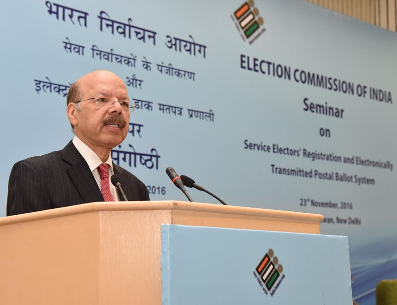 Election commission to introduce Electronically Transmitted Postal Ballot System for government personnel
