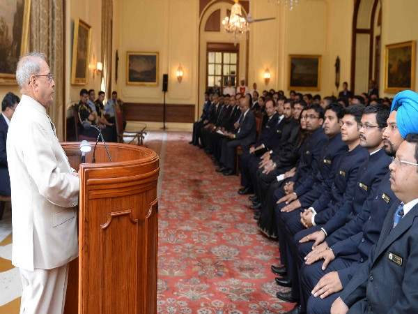 3 I's of integrity, innovation and India should be at the heart of your thoughts and actions: President