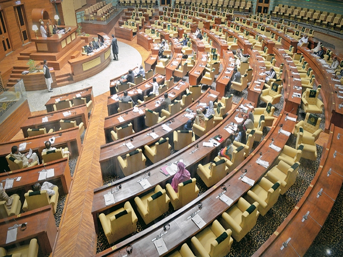 Sindh Assembly ayes anti-conversion legislation