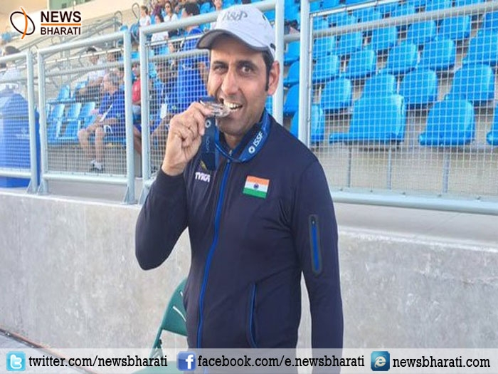 Rio Olympian Mairaj Khan clinches gold at 60th National Shooting Championship