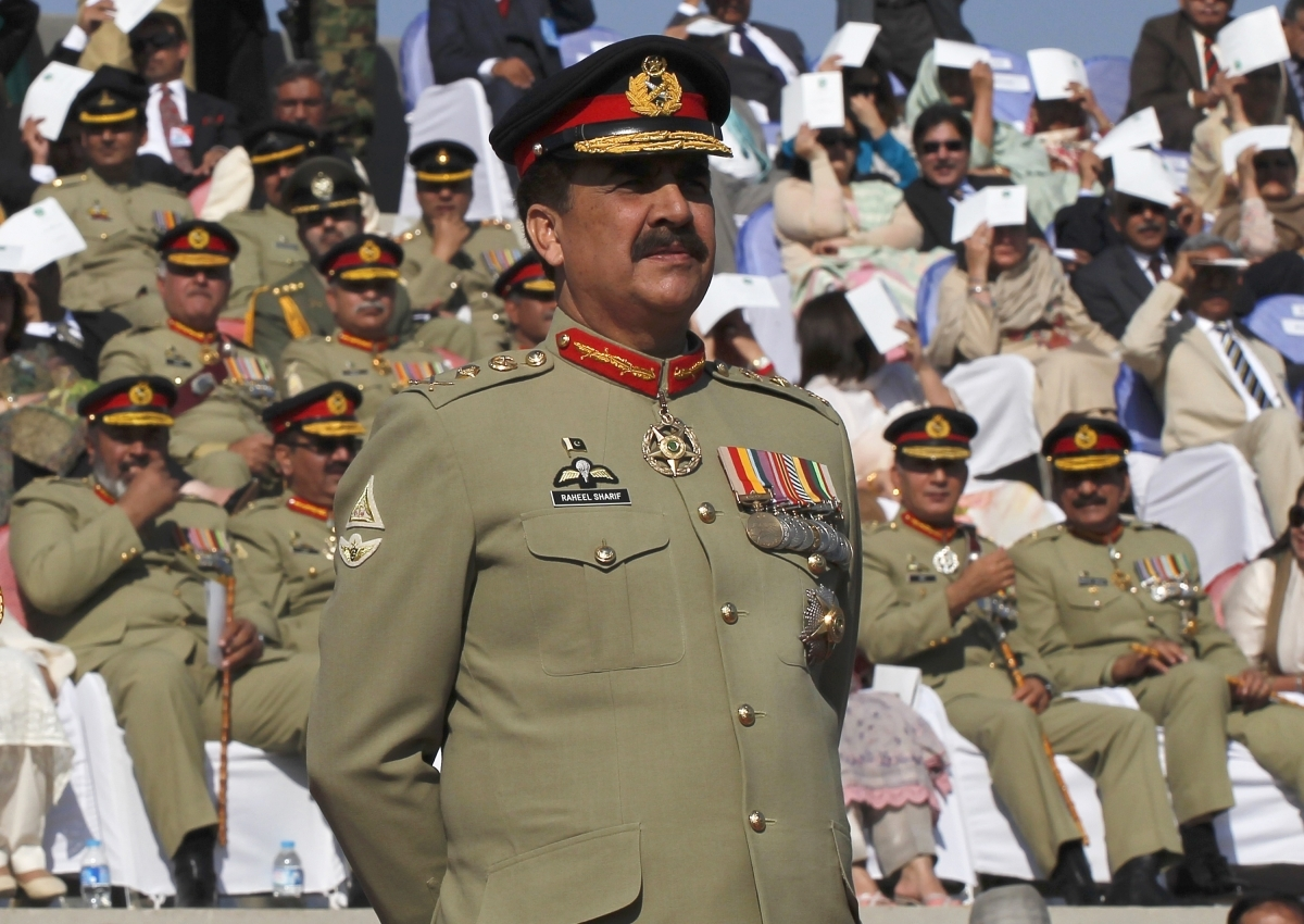 General Raheel Sharif: Self-serving, unscrupulous and ungentlemanly