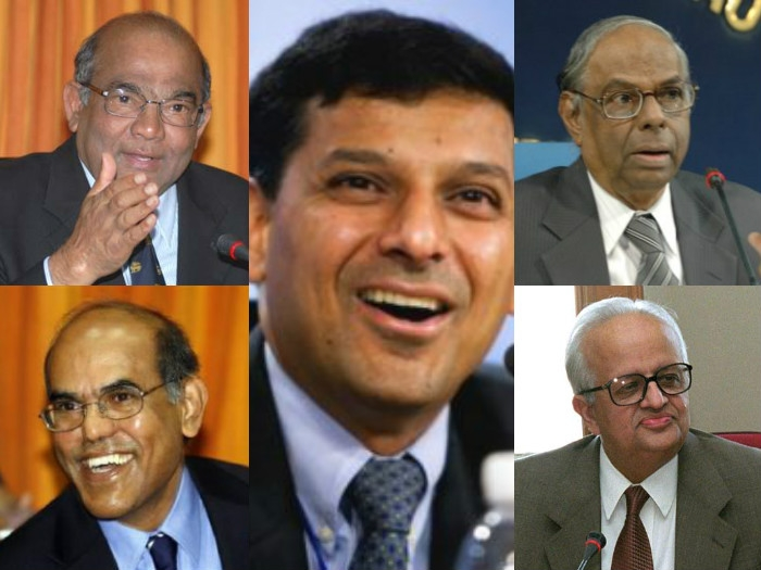 Four of the five ex-RBI Governors support #demonetization