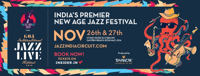 Music lovers to witness  International Jazz  festival  from tomorrow