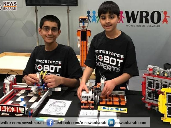 13th World Robot Olympiad to be held for 1st time in India; aims for solutions using robotics technology