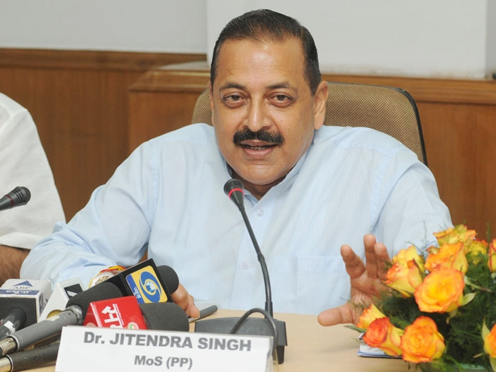 Northeast to be developed as 'organic capital' of India: Dr Jitendra Singh