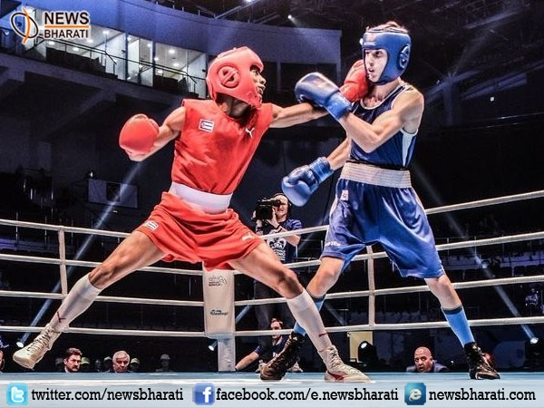 Indian Boxer Sachin Singh wins gold at Youth World Boxing Championships